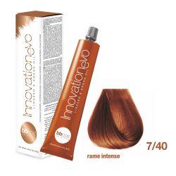 BBCOS- Vopsea de păr Innovation EVO (7/40- Rame Intenso)