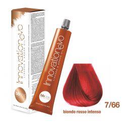 BBCOS - Vopsea de par Innovation EVO (7/66- Biondo Rosso Intenso)