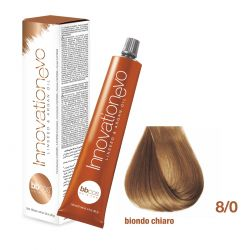 BBCOS- Vopsea de păr Innovation EVO (8/0-Light Blond)