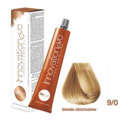 BBCOS- Vopsea de păr Innovation EVO (9/0- Biondo Chiarissimo)