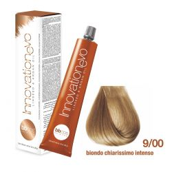 BBCOS- Vopsea de păr Innovation EVO (9/00- Biondo Chiarissimo Intenso)