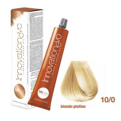 BBCOS- Vopsea de păr Innovation EVO (10/0- Biondo Platino)
