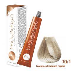 BBCOS- Vopsea de păr Innovation EVO (10/1- Biondo Extrachiaro Cenere)