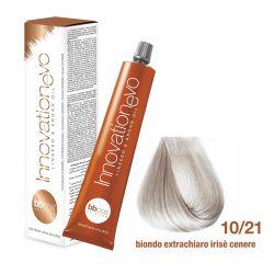 BBCOS- Vopsea de păr Innovation EVO (10/21- Biondo Extrachiaro Irise Cenere)