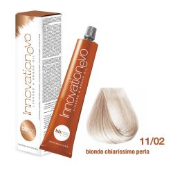 BBCOS- Vopsea de păr Innovation EVO (11/02-Pearl Very Light Blond)