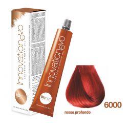 BBCOS- Vopsea de păr Innovation EVO (6000- Rosso Profondo)