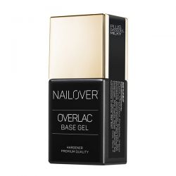 Nailover - Plus Base Gel - Milky (15ml)