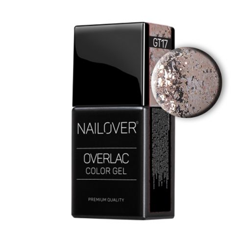 Nailover - Overlac Color Gel - GT17 (15ml)