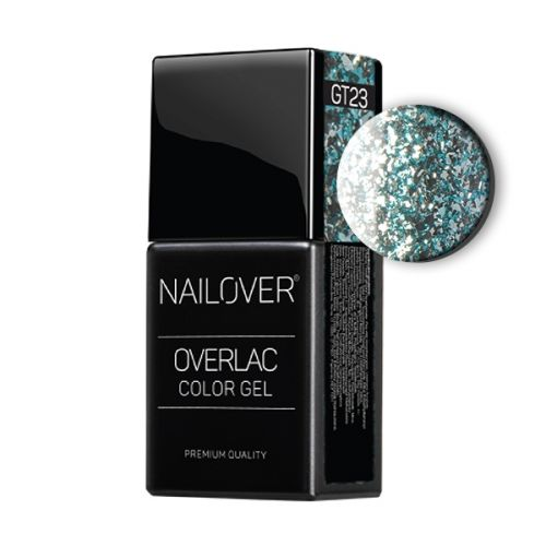 Nailover - Overlac Color Gel - GT23 (15ml)