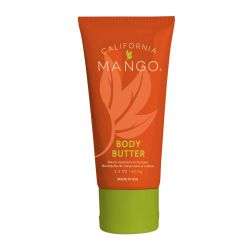 California Mango Body Butter - Unt de Corp (62.5g)