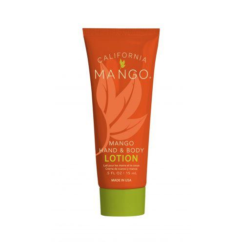 California Mango - Body Lotion  - Lotiune de Maini si Corp (15ml)