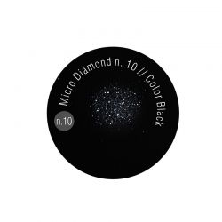 Nailover - Micro Diamond - 10 Black