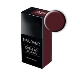 Nailover - Overlac Color Gel - RD28 (15ml)