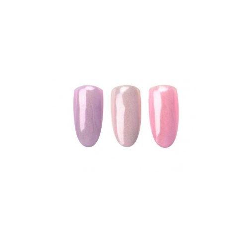 Nailover - Pigment Efect Oglinda - Pink