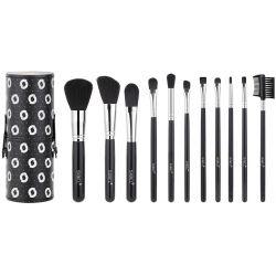 SIBEL Pensule cosmetice Black Swan 11buc (10090)