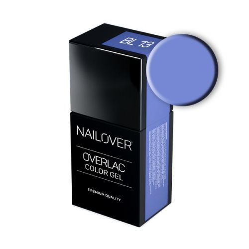 Nailover - Overlac Color Gel - BL13 (15ml)