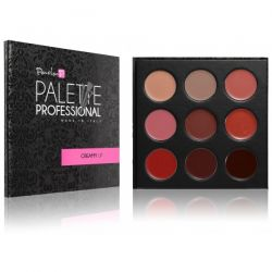 PaolaP Creamy Lip Palette - 9 culori