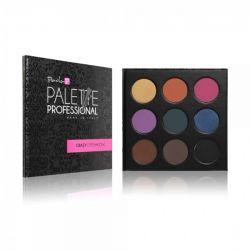 PaolaP Crazy Palette - 9 culori