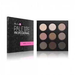 PaolaP Nude Palette - 9 culori
