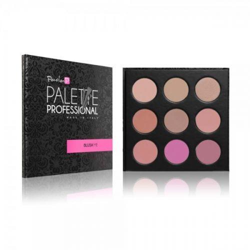 PaolaP BlushMe Palette - 9 culori