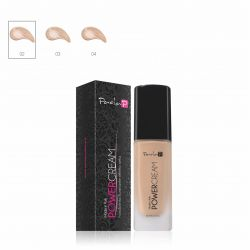 PaolaP Power Cream Fond de Ten 02