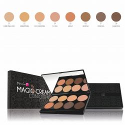 PaolaP Magic Cream Contour Kit Palette