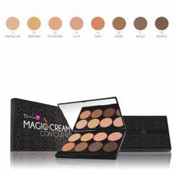 PaolaP Magic Cream Contour Kit Palette