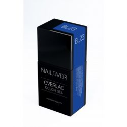 Nailover - Overlac Color Gel - BL23 (15ml)