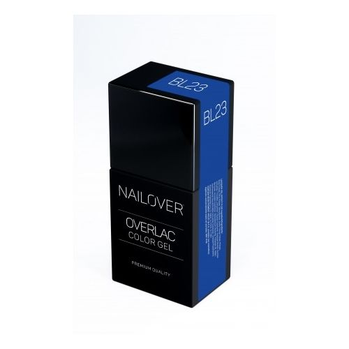 Nailover - Overlac Color Gel - BL23 (15ml)