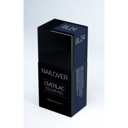 Nailover - Overlac Color Gel - BL24 (15ml)