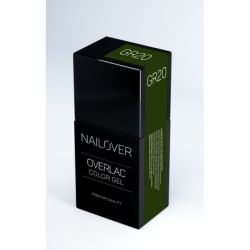 Nailover - Overlac Color Gel - GR20 (15ml)