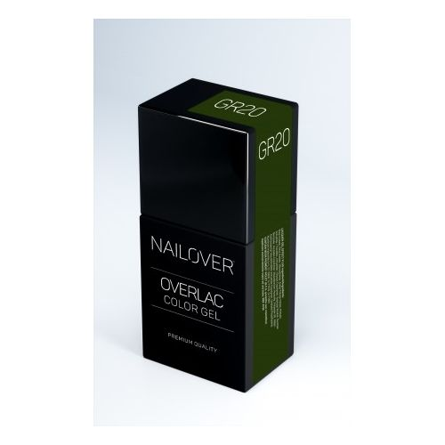Nailover - Overlac Color Gel - GR20 (15ml)