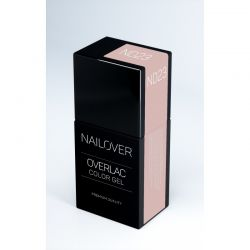 Nailover - Overlac Color Gel - ND23 (15ml)