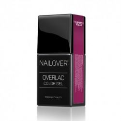 Nailover - Overlac Color Gel - VI26 (15ml)
