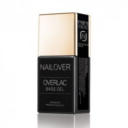 Nailover - Unica Base Stong - Gel de Baza Universal (15ml)