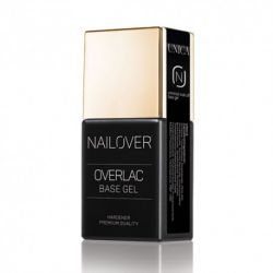 Nailover - Unica Base - Gel de Baza Universal (15ml)