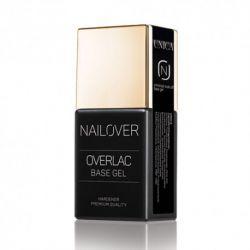 Nailover - Unica Base - Gel de Baza Universal (15ml)