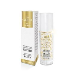 Golden Green Nature 24K Gold - Elixir Rejuvenant Nutritiv (30 ml)