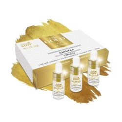 Golden Green Nature 24K Gold - Fiole Rejuvenare (3x3 ml)