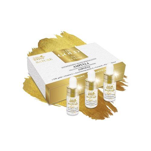 Golden Green Nature 24K Gold - Fiole Rejuvenante (3x3 ml)