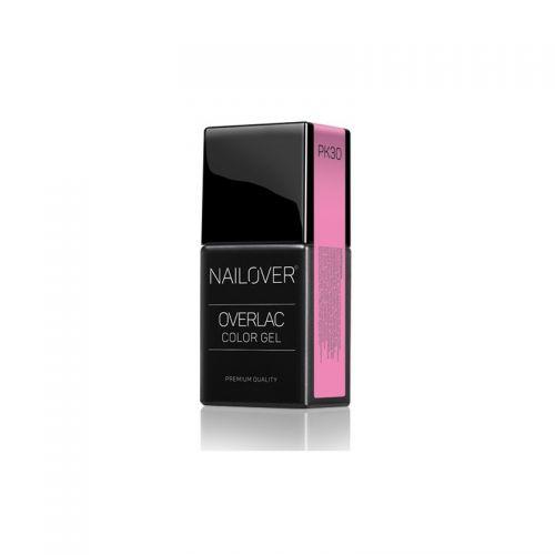 Nailover - Overlac Color Gel - PK30 (15ml)