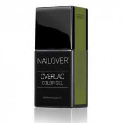 Nailover - Overlac Color Gel - GR21 (15ml)