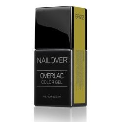 Nailover - Overlac Color Gel - GR22 (15ml)