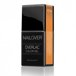 Nailover - Overlac Color Gel - YO14 (15ml)