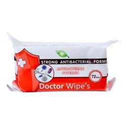 Servetele Umede Antibacteriene (72buc/set)