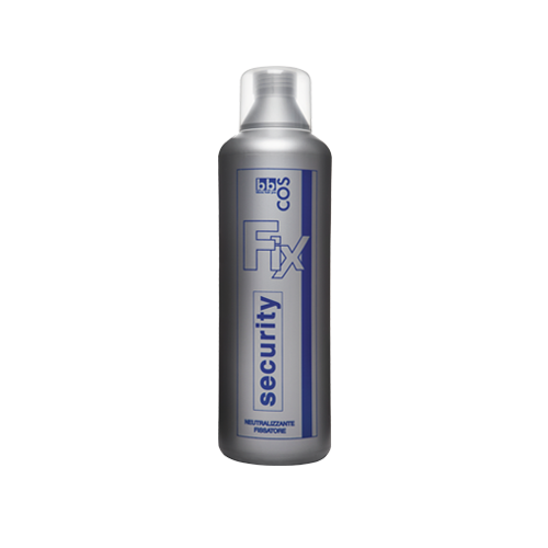 BBCOS - Neutralizant de permanent - Security Fix (1000ml)