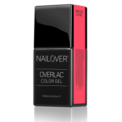 Nailover - Overlac Color Gel - PK37 (15ml)