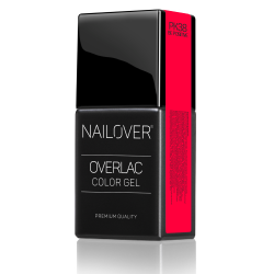 Nailover - Overlac Color Gel - PK38 (15ml)