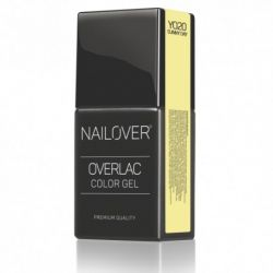 Nailover - Overlac Color Gel - YO20 (15ml)