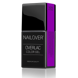 Nailover - Overlac Color Gel - VI29 (15ml)